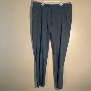 John Varvatos grey dress pants 36R
